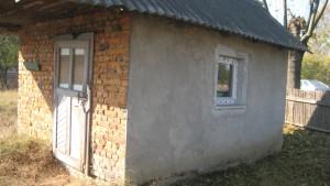 Господарство Сергія в с.Хомяківка,-приміщення літньої кухні, може бути для торгівлі.
